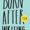 'Burn after writing TEEN' van Rhiannon Shove