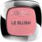 Roze blush van L'Oréal Paris in de kleur 90 Luminious Rose