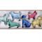 Moules à gateaux en forme de terrier, caniche et teckel