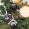 Set van vier Playstation-kerstballen