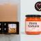 Think Tomato-giftbox met homemade tomatensaus en pasta van Boer Olivier