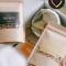 MAWRI-giftbox met coconut bowl, lepel en 5 soorten homemade granola