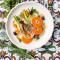Salade de fenouil poêlé et mandarine