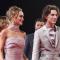 Timothée Chalamet en Lily-Rose Depp