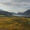 La vallée de l'Okanagan (Colombie-Britannique) au Canada
