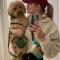 Beautyredactrice Charlotte (29) + dwergpoedeltje Chewie (4)