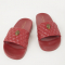 Quilted huisslippers