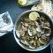 Chaudrée de palourdes de la Nouvelle-Angleterre ou <em>clam chowder</em>