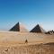 Les pyramides de Gizeh – Egypte