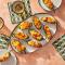 Cheesy jalapeños grillés (1 point)
