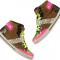 technicolor sneaker dracul copy