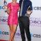 Lea Michele & Chris Colfer