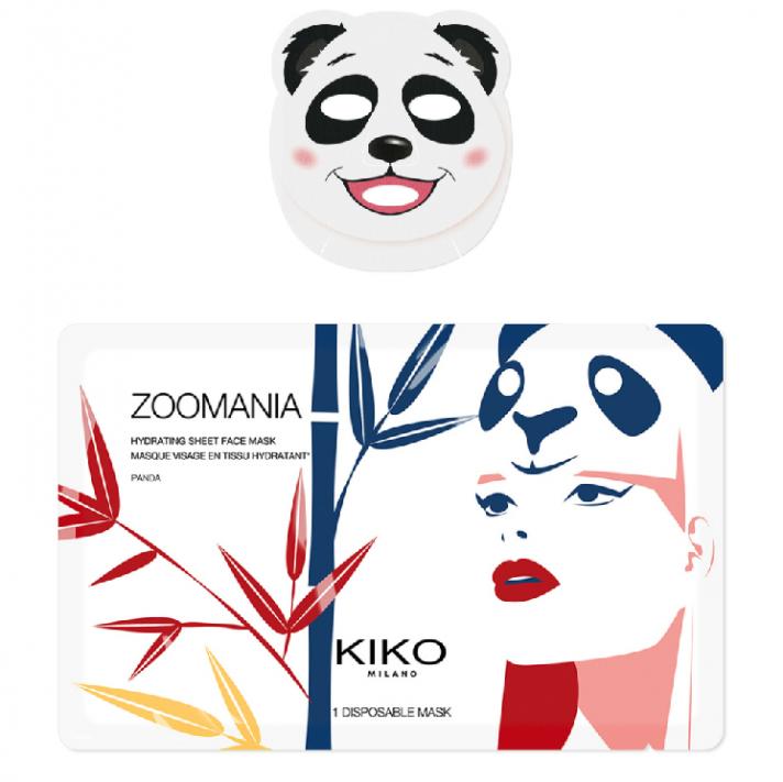 Masque hydratant «Panda»