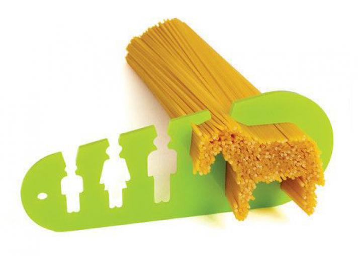 Je hebt een pastameter thuis, maar je gebruikt 'm nooit.