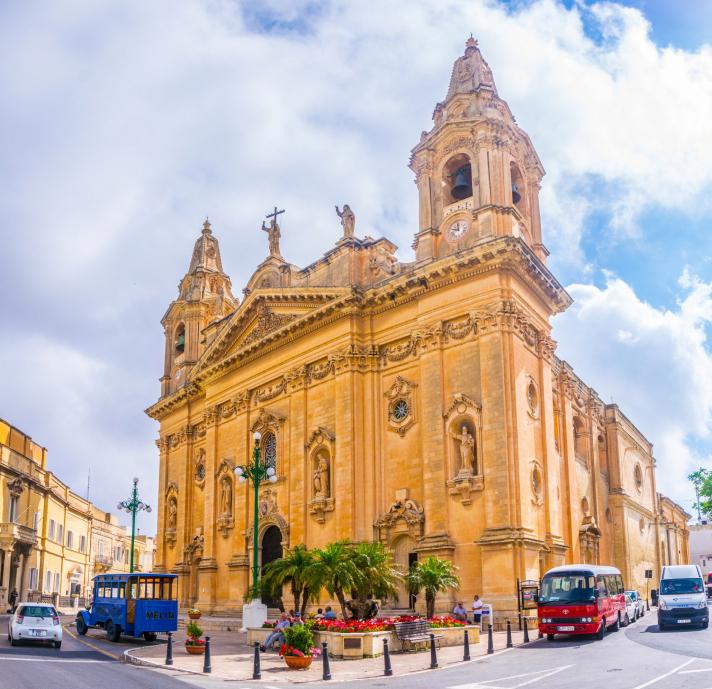90% des Maltais sont catholiques pratiquants.