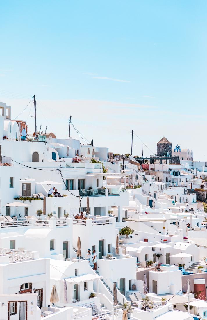 Les Cyclades: pour profiter du soleil loin des touristes