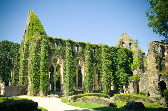 L'Abbaye de Villers