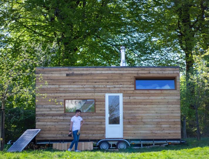 Célestine by Ernesst – Tiny House