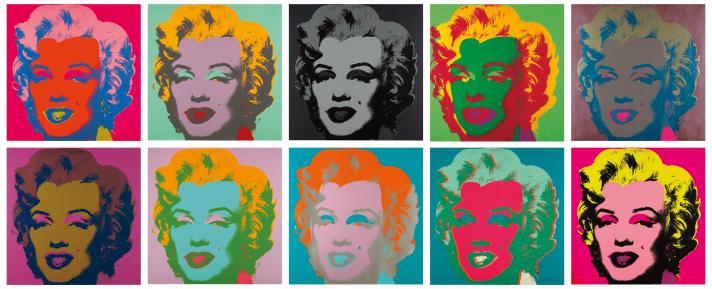 Warhol. The American Dream Factory– pour tout le monde