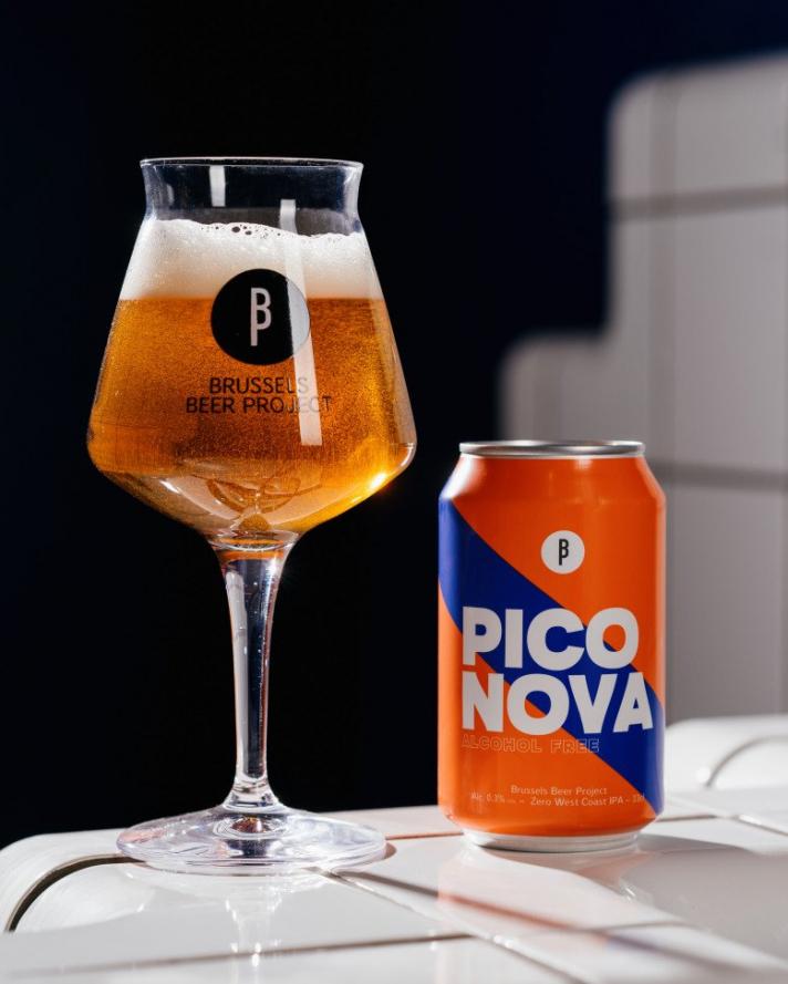 Pico Nova: la bière sans alcool la plus amère de Belgique