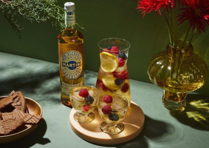 Martini Non-Alcoholic : l'Aperitivo sans alcool
