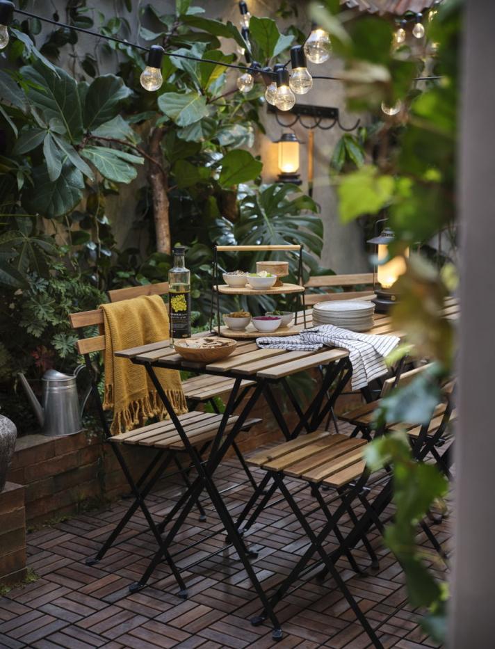 Donnez un coup de neuf à votre balcon ou terrasse rapidement.