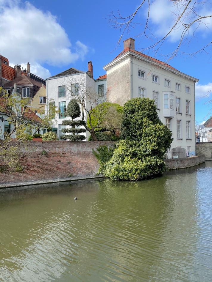 Flâner à travers Bruges