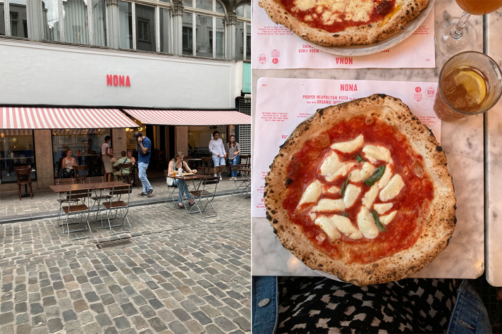 NONA Pizza et NONA Pasta