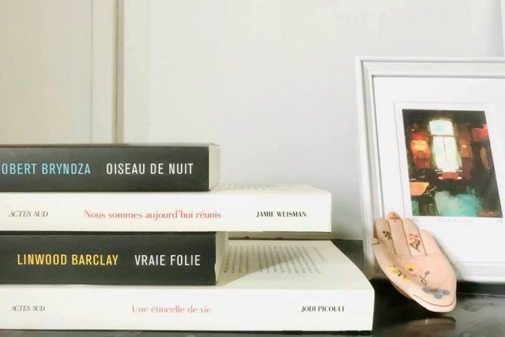 Tranches Poetiques Vous Invite A Creer Des Poemes Avec Vos Couvertures De Livres