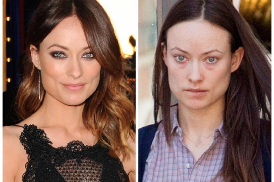12 celebs zonder make-up