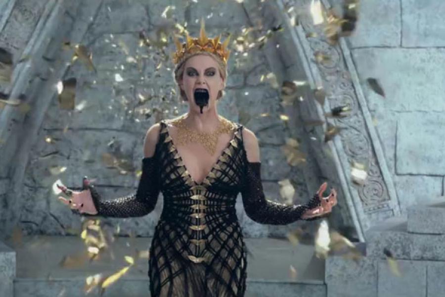 Video Le Premier Trailer De Le Chasseur Et La Reine Des Glaces