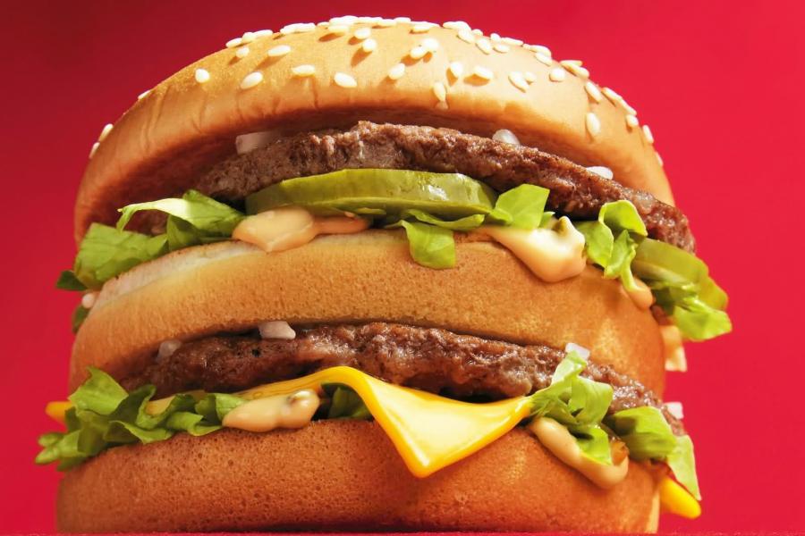 mcdonalds ma face sa slabesc scăderea în greutate libidoul scăzut