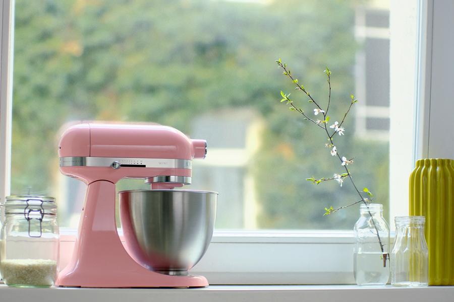 Concours Gagnez Un Mini Robot Kitchenaid Et Taille Legumes En Spirale