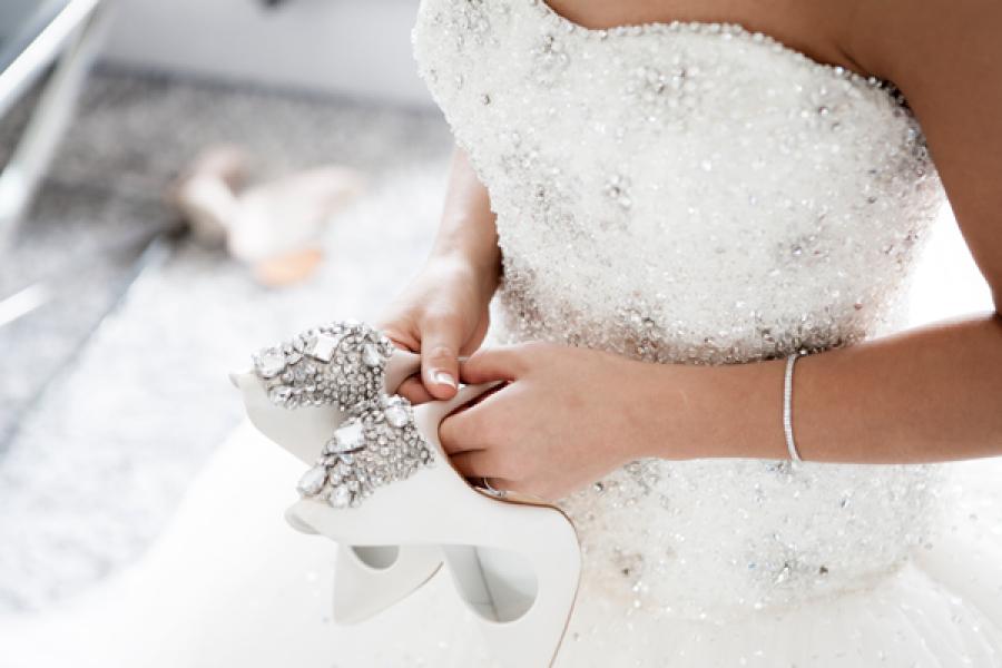 Trend Gespot Bruidsjurken Passen Puur Voor Het Plezier