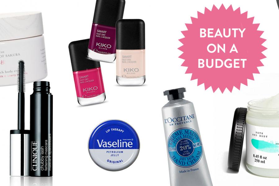 Beauty on a budget Elke