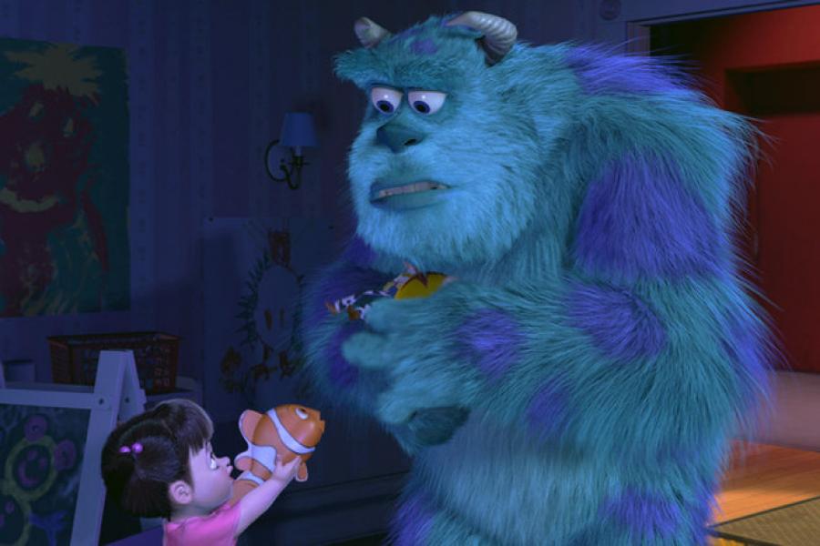 Pixar-films