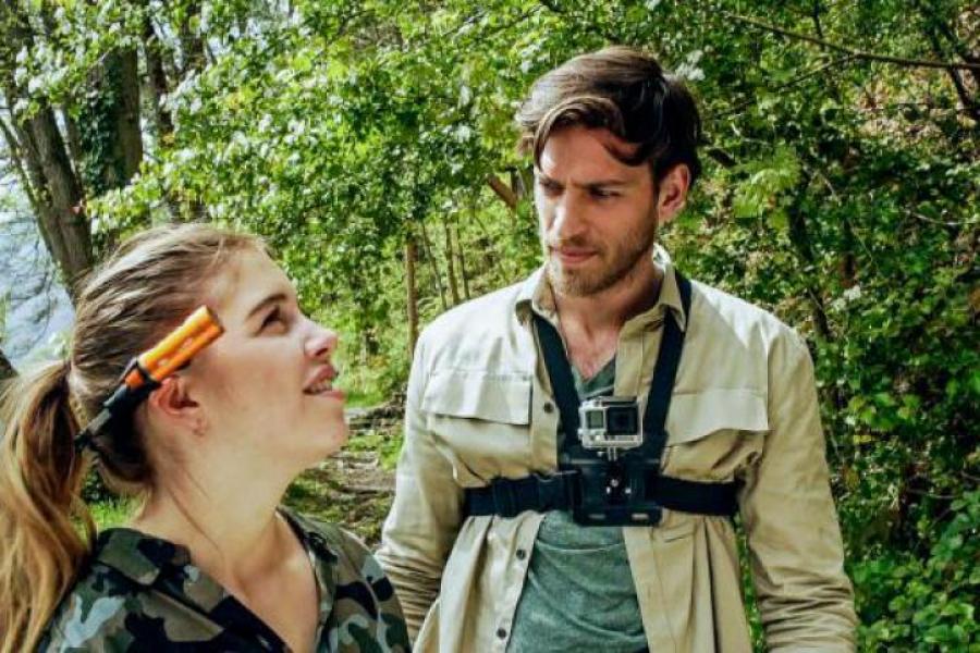 'Jacht op Guido & Emma'