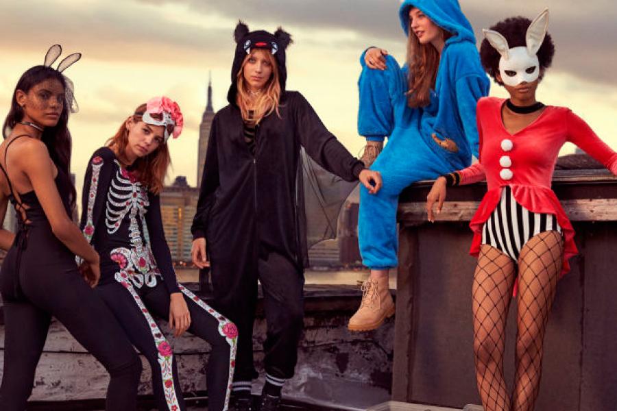 100% authentique 677f2 1309d GÉNIAL: H&M sort une collection de déguisements d'Halloween!