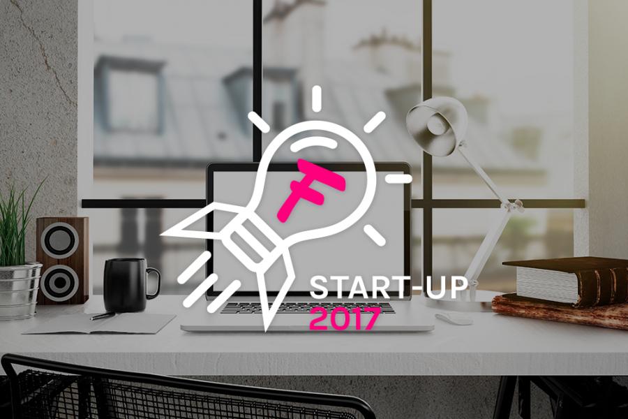 flair start-up contest