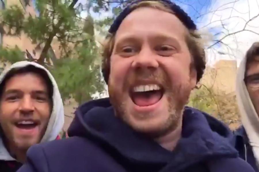 Zien De Eerste Vlog Van De Callboys In New York