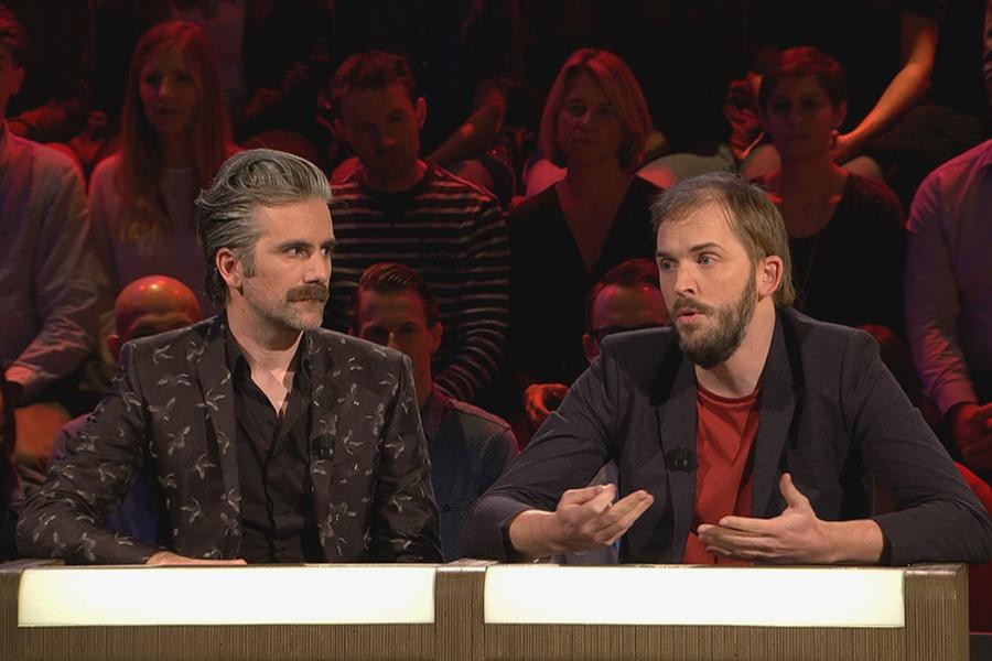De Slimste Mens Kijkers Vonden Jurylid Jonas Geirnaert Dinsdag Te Ver Gaan