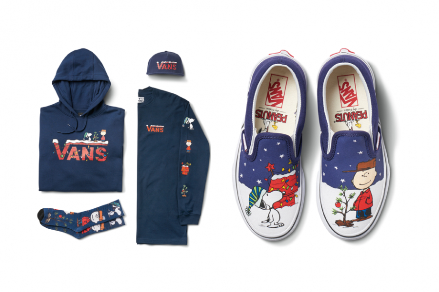 CUTE: de Vans x Peanuts eindejaarscollectie is perfect voor