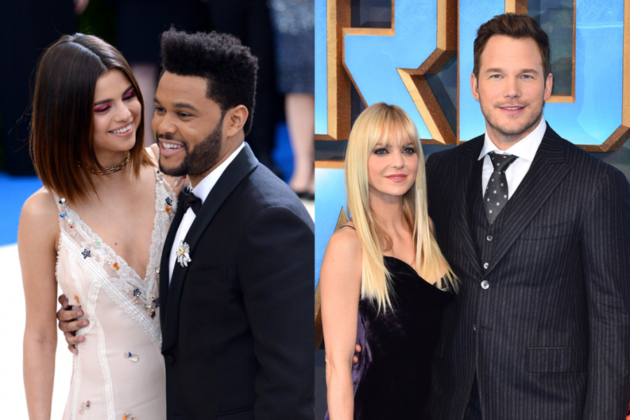 celebrity break-ups