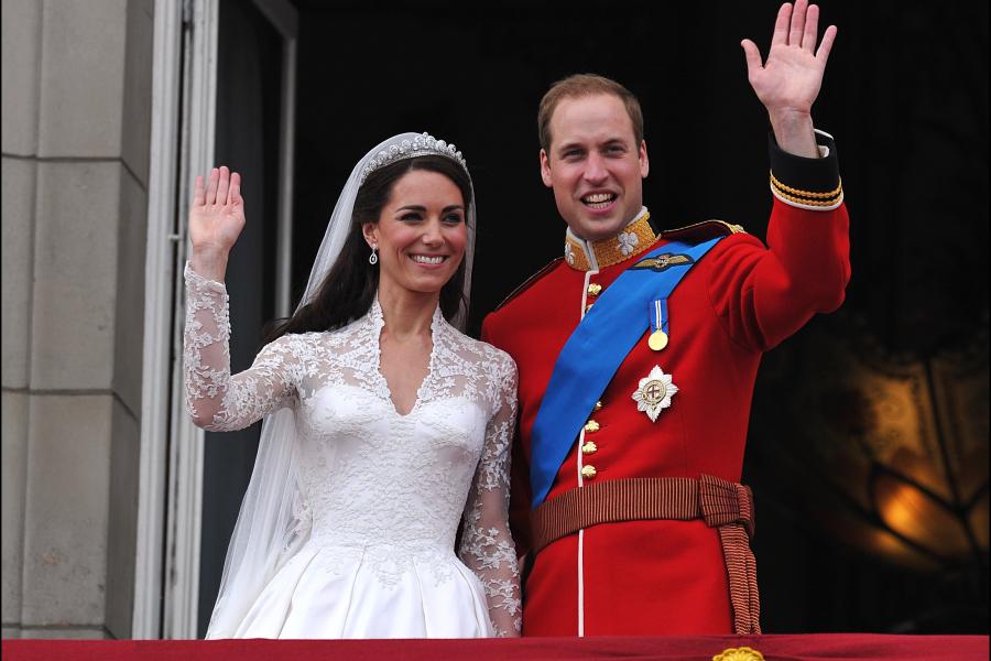 Wauw H M Verkoopt Kopie Van Kate Middletons Trouwjurk