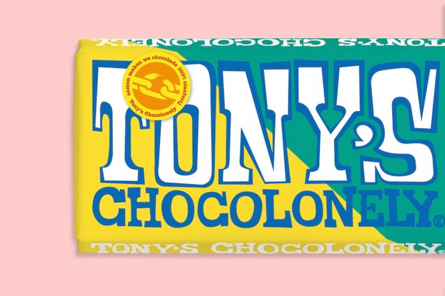 Tony's Chocolonely piña colada
