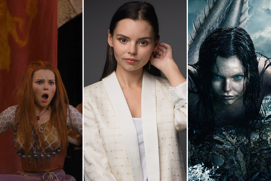Of eline powell thrones game The Deep: