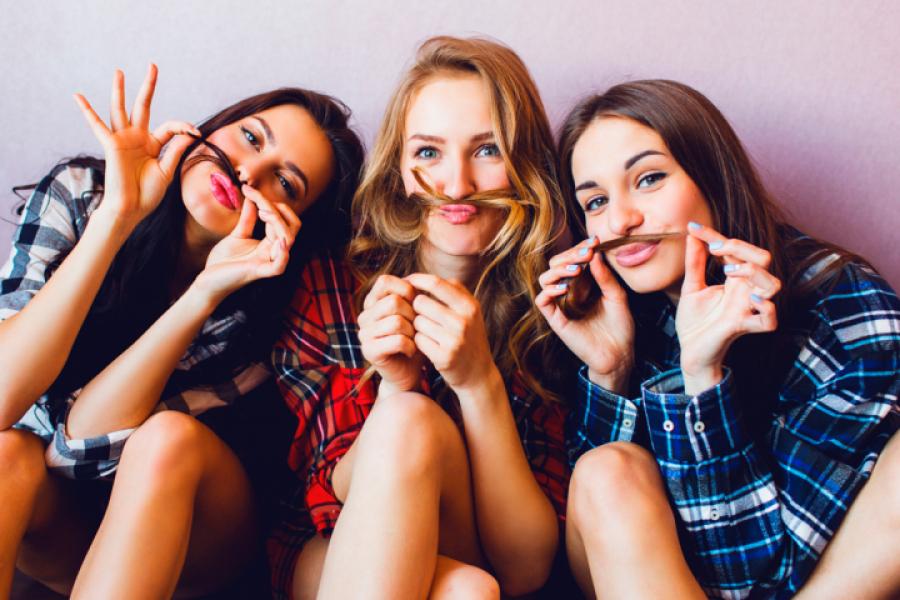 7 idées originales pour une soirée entre filles - Flair.be
