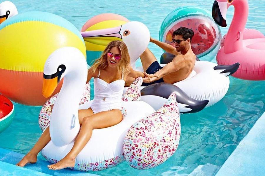 Sunnylife zwemband