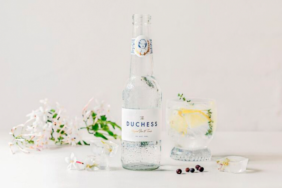 The Duchess, de eerste alcoholvrije gin-tonic ter wereld, is nu ...