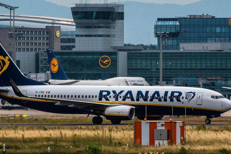 Ryanair staking
